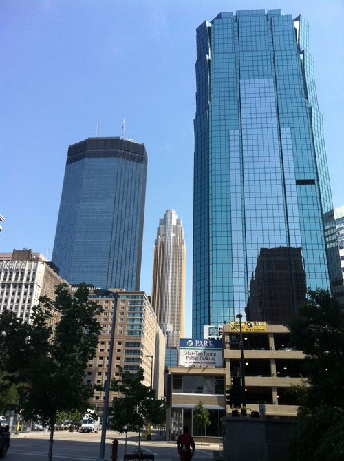Mpls downtown