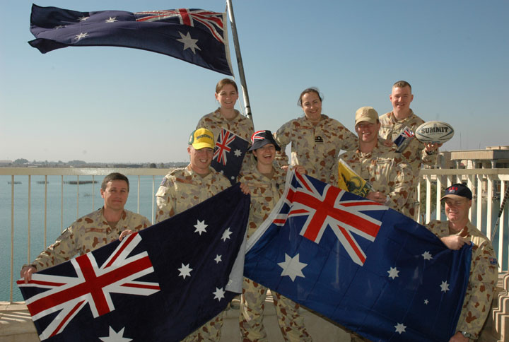 Happy Australia Day! Raise a Glass to the Diggers! - BlackFive