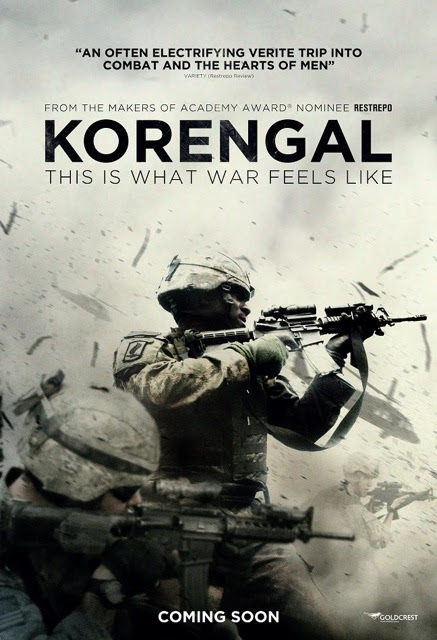 Korengal cover